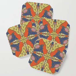Vintage pattern Coaster