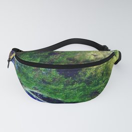 Shade Above The Pool Fanny Pack
