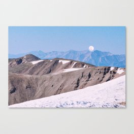 Just a Phase Canvas Print
