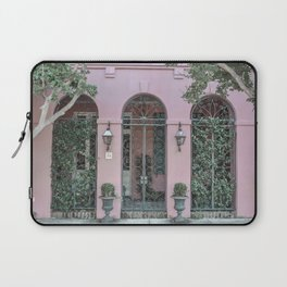 The Pink House Laptop Sleeve