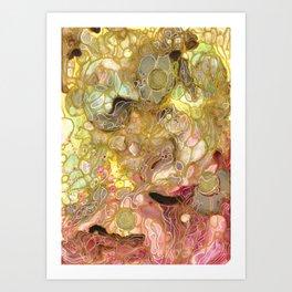 Garden #1 Art Print