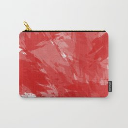RED HOT CHILI PRINT Carry-All Pouch