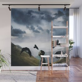 of growing up Wall Mural