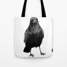 Crow (3) Tote Bag