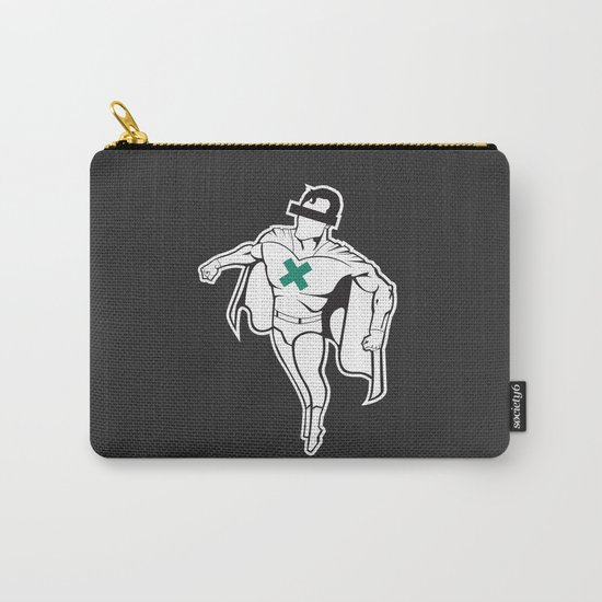 Unknown Superhero Carry-All Pouch