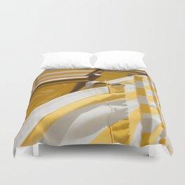 Yellow Summer Duvet Cover
