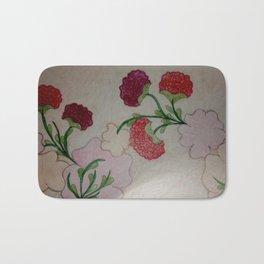 Flower Vine Bath Mat