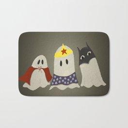 Ghost Cosplay Bath Mat
