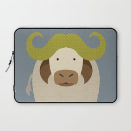 Whimsy Cape Buffalo Laptop Sleeve