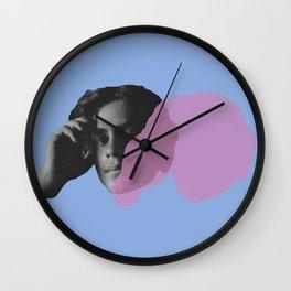 Kahlil Gibran Wall Clock
