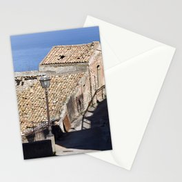 "Old Abandoned Barn of Sicily - ""Vacancy"" zine Stationery Cards"