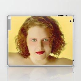Golden Girl Laptop & iPad Skin
