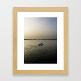 Sun Cruisers Framed Art Print