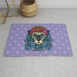 King and Lionheart Rug