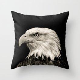 American Eagle Photography | Bird | Throw Pillow