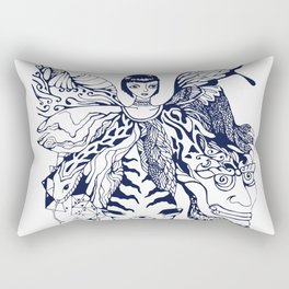 Mother of Fuckers Rectangular Pillow