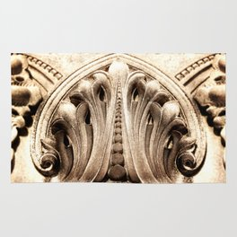 Stone Carving Rug
