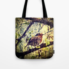 FLEW THE COOP Tote Bag