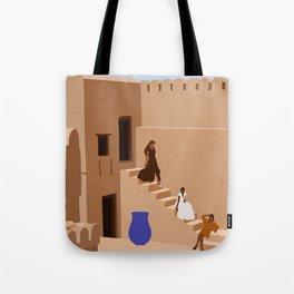 Great Escapes Tote Bag