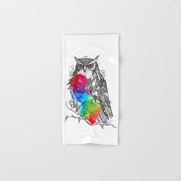 Owl love you always Hand & Bath Towel