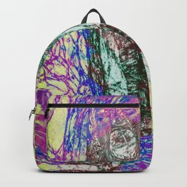 Scream with Me Backpack
