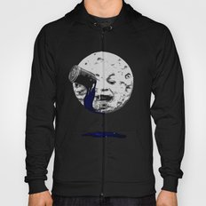 a trip to the moon Hoody