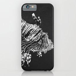 Photo 74 Lionfish iPhone Case