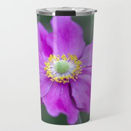 Poppy Anemone II Travel Mug
