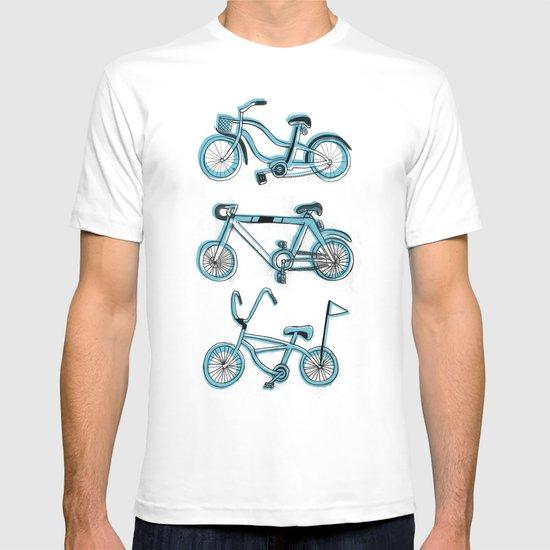 Gonna ride my bike 'til I get home T-shirt