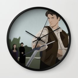 Shindig Wall Clock