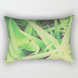 Aloes for days Rectangular Pillow