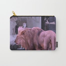 Searching the Beauty. African Invasion Carry-All Pouch