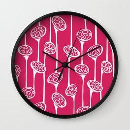 Maisy Pods Wall Clock