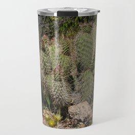 Budding Cactus Travel Mug