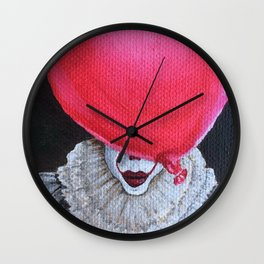 IT Wall Clock
