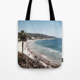 Crescent Bay Tote Bag