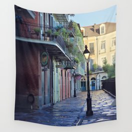 New Orleans - Dawns Early Light Wall Tapestry