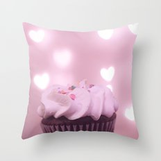 The Sweetest Love Affair Throw Pillow
