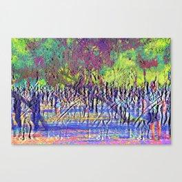 20180721 Canvas Print