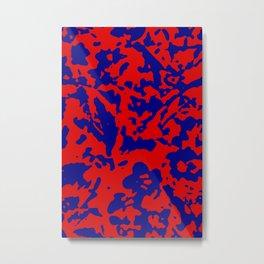 Neons Metal Print