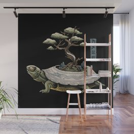 The Legendary Kame Wall Mural