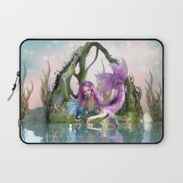 Tell me your troubles Laptop Sleeve