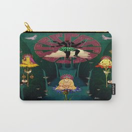 12 Dimensional Mystifications Carry-All Pouch