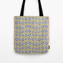 Diamonds are Forever-Fairytale Colors Tote Bag