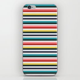 Candy-Strines iPhone Skin