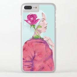 Lollita Clear iPhone Case
