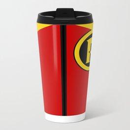 Damian Wayne Robin Metal Travel Mug