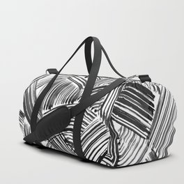 Tangled Brushstrokes Duffle Bag