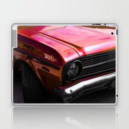 Candied red classic Laptop & iPad Skin