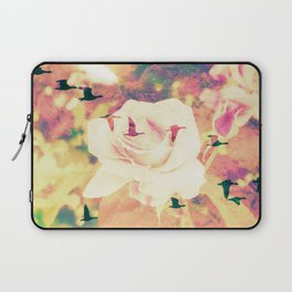 Soft Transience Experience Laptop Sleeve